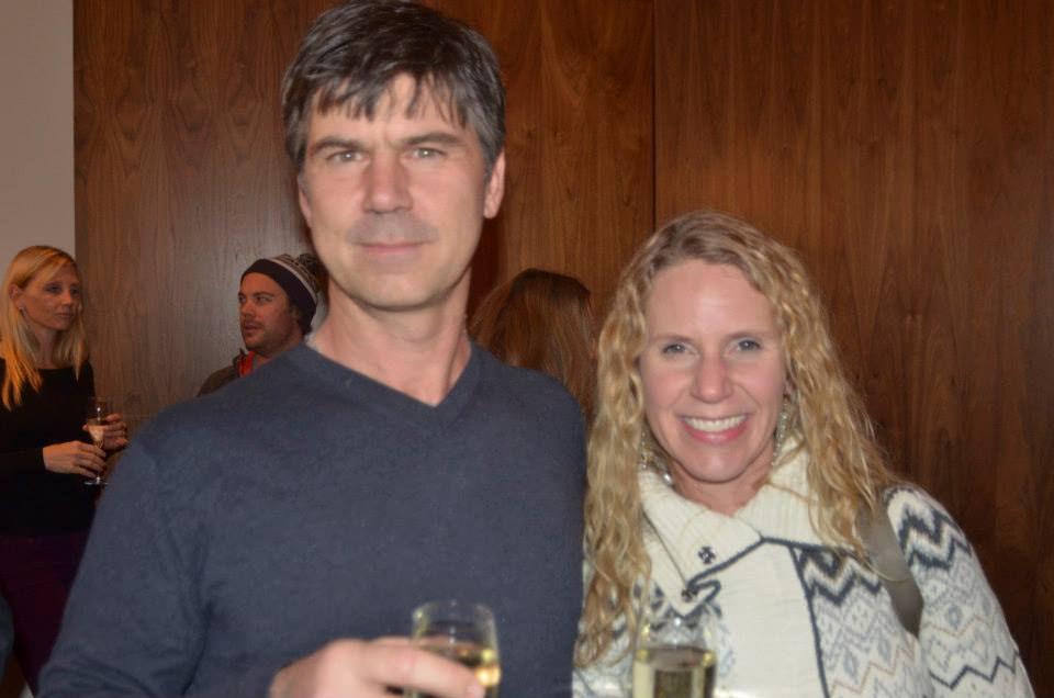 Doug Schniztspahn from Elevation Outdoors Magazine & Radha Marcum