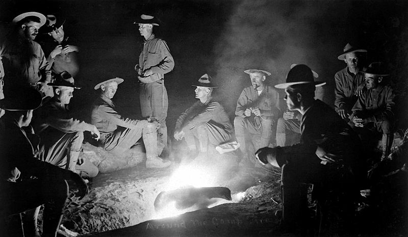 800px-Pancho_Villa_Expedition_-_Around_the_Campfire_HD-SN-99-02005.JPEG